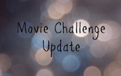 Movie Challenge Update | Welke films keek ik in februari?