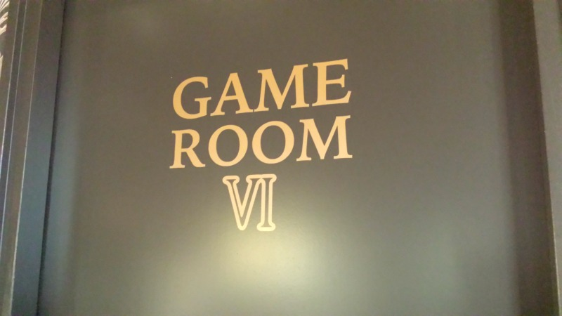 The Escape Hunt Experience - Game Room