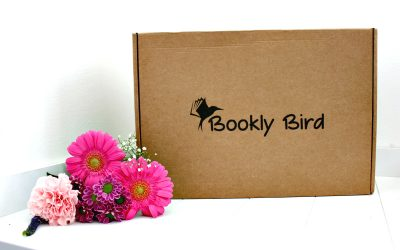 Unboxing | Bookly Bird Box – Thrill Me