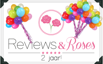 Reviews & Roses is jarig!