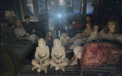 Filmrecensie | Miss Peregrine's Home for Peculiar Children