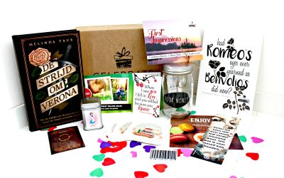 Unboxing | Celebrate Books – First Impressions
