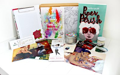 Unboxing | Celebrate Books – Arty Party