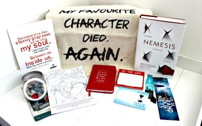 Unboxing | Celebrate Books – Face Your Fears