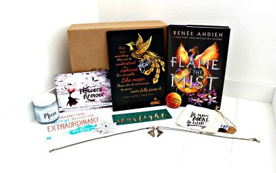 Unboxing | Celebrate Books – Flowers & Armour