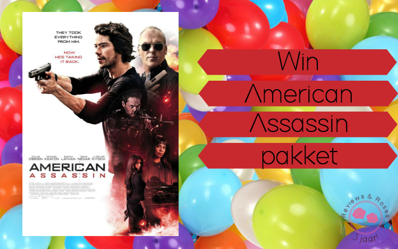 American Assassin pakket