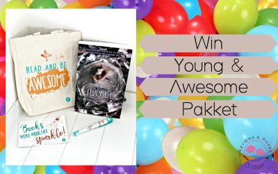 13 Days of Celebration #11 | Win een Young & Awesome pakket {Afgelopen}