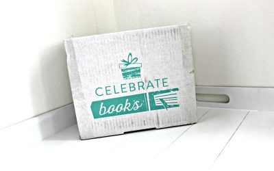 Unboxing | Celebrate Books – Superheroes