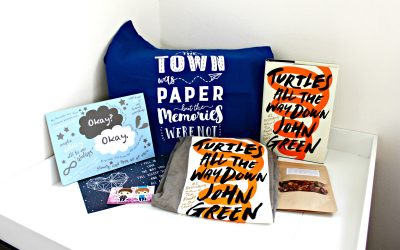 Unboxing | Celebrate Books – John Green Special