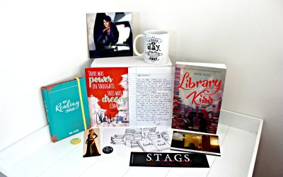Unboxing | Celebrate Books – Escaping Reality