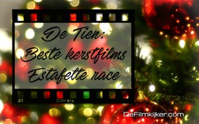 De Tien | Beste kerstfilms estafette race