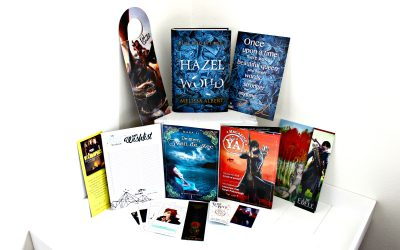 Unboxing | Celebrate Books – Dark Fairytales