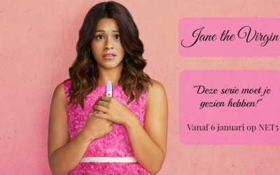 Deze week op tv | Jane the Virgin