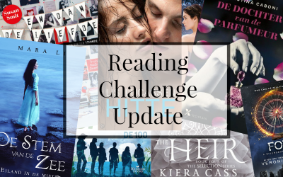 Reading Challenge 2015 Update #2