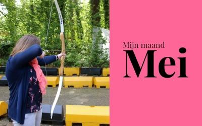 Mijn Maand | Mei – Blossom Books Readathon, ziek & BINGO!