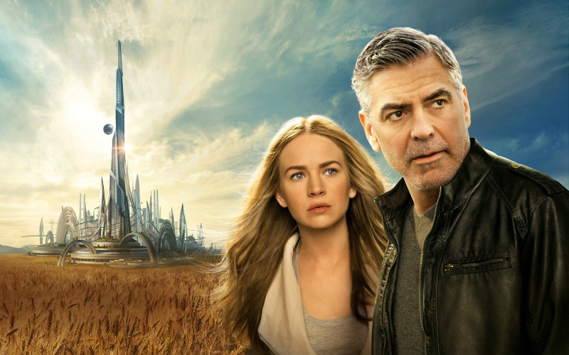 Project T - Tomorrowland poster