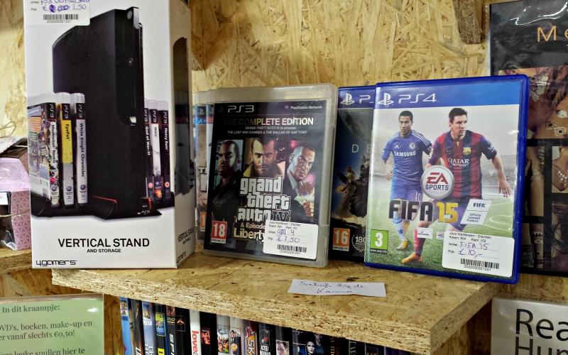 Playstation - Jouw Marktkraam