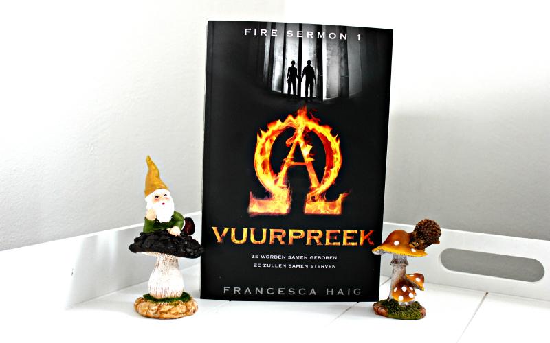 Vuurpreek - Francesca Haig