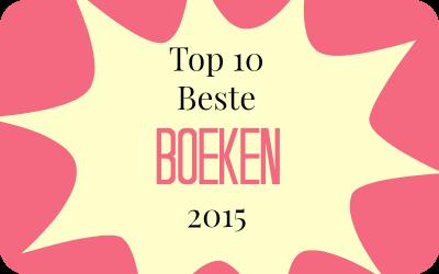 Top 10 Beste Boeken uit 2015