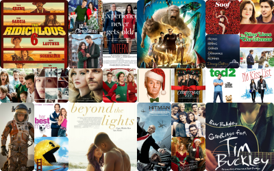 Mini-recensies | Deze films keek ik in december