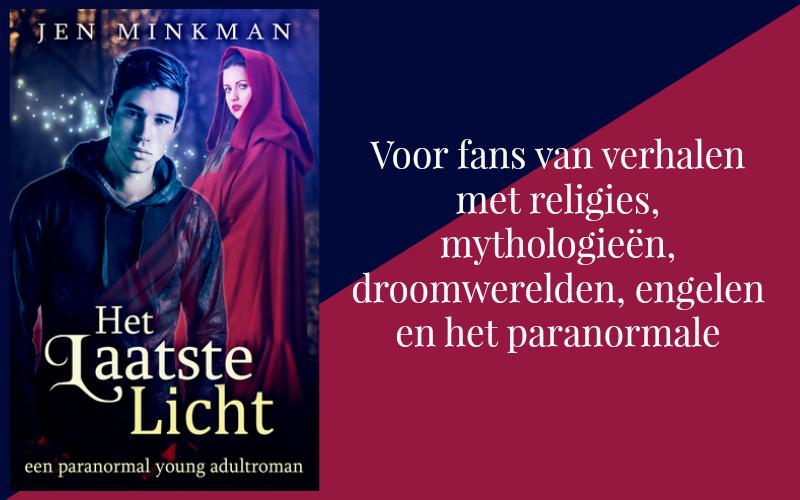 Het laatste licht Jen Minkman