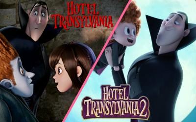 Duorecensie   Hotel Transylvania 1 & 2