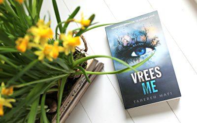 Boekrecensie   Vrees me – Tahereh Mafi