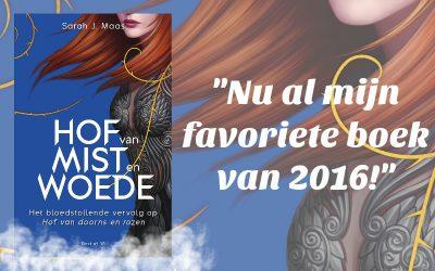 Boekrecensie | Hof van Mist en Woede – Sarah J. Maas