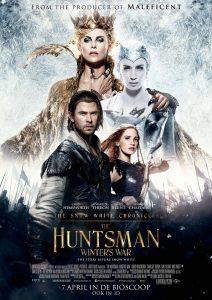 The Huntsman Winter's War