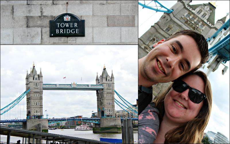 PicMonkey Collage - Tower Bridge