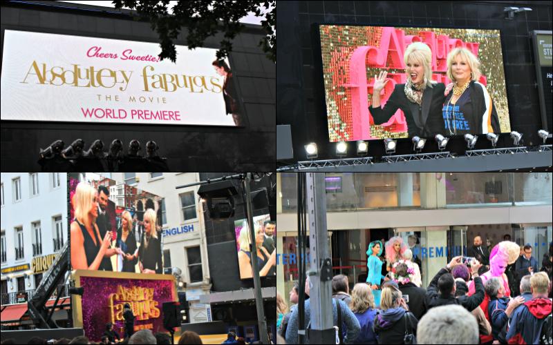 PicMonkey Collage - Wereldpremiere Absolutely Fabulous