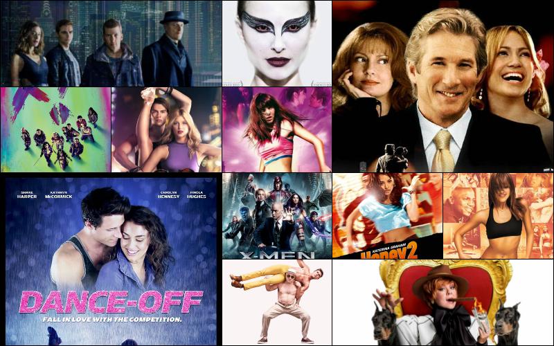 Deze films keek ik in augustus 2016