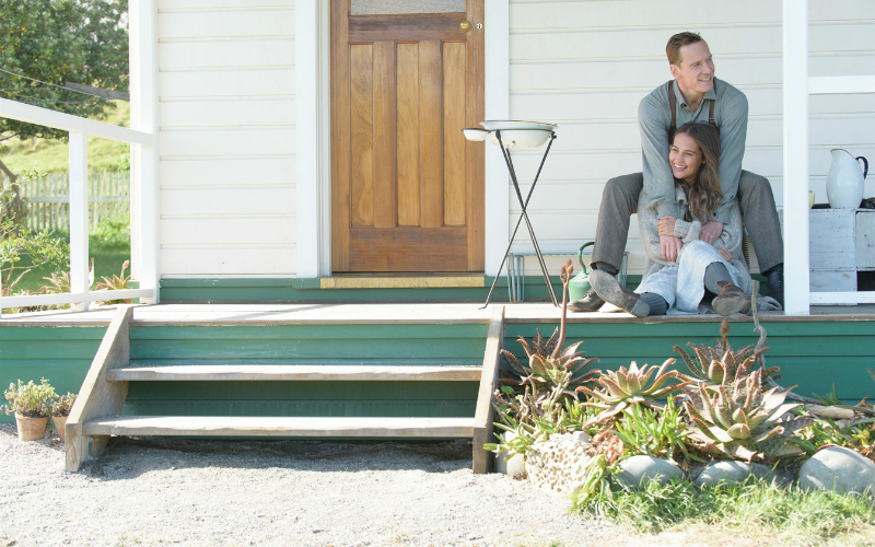 The Light Between Oceans still