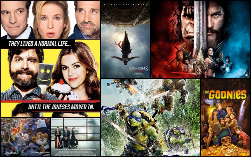 Deze films keek ik in januari