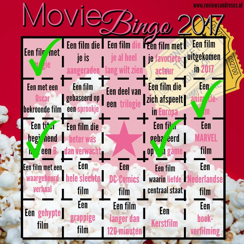 Movie Bingo - Update Januari