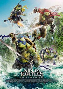 Ninja Turtles Out of the shadows