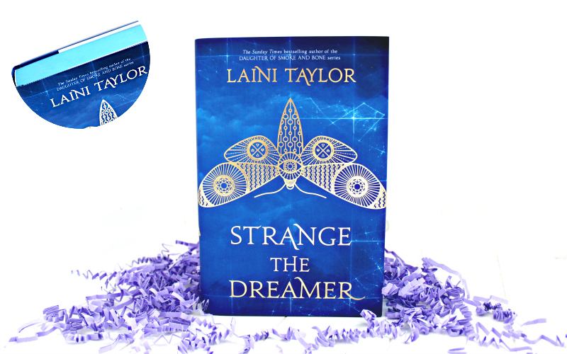 Strange the Dreamer door Laini Taylor