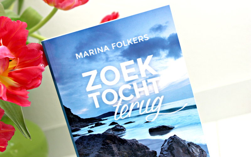 Zoektocht terug - Marina Folkers