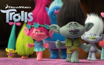 Filmrecensie   Trolls (2016)