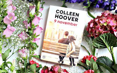 Boekrecensie | 9 November – Colleen Hoover