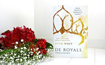 Boekrecensie | Verleiding (De Royals) – Erin Watt