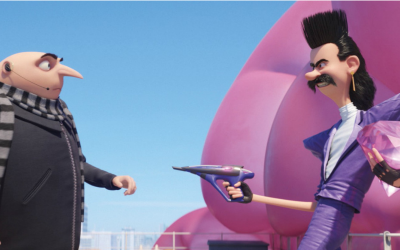 Filmrecensie | Despicable Me 3 (2017, blu-ray)