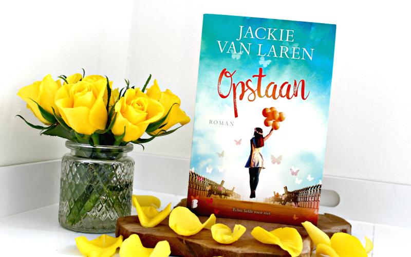 Opstaan - Jackie van Laren