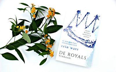 Boekrecensie | Verraad – Erin Watt