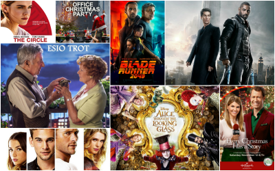 Mini-recensies #31 | Movie Bingo 2017 Update #7