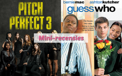 Mini-recensies #4 | Pitch Perfect 3 & Guess Who