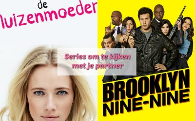 Series om te kijken met je partner #2 – De Luizenmoeder & Brooklyn Nine-Nine