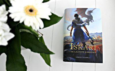 Boekrecensie   Iskari, de laatste Namsara – Kristen Ciccarelli