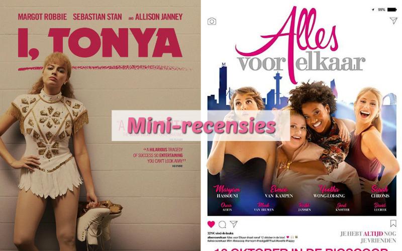 Mini-recensies - I Tonya - Alles voor elkaar