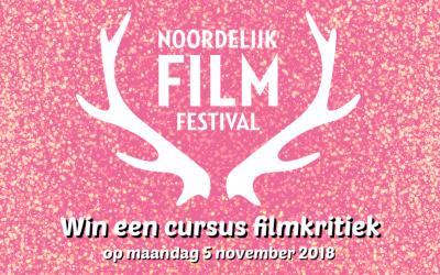 Win een cursus Filmkritiek + New Generation ticket {Afgelopen}